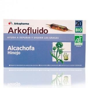 ALCACHOFA E HINOJO ARKO AMP BEBIBLES  20 AMP