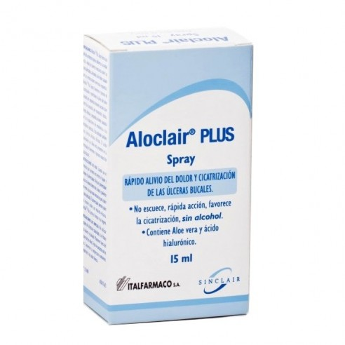 ALOCLAIR PLUS SPRAY  15 ML