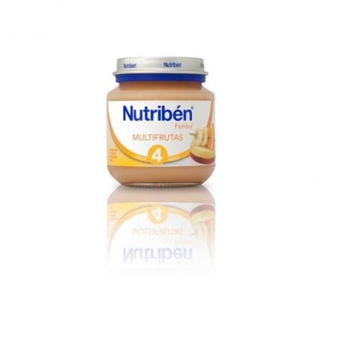 NUTRIBEN MULTIFRUTAS  POTITO INICIO 130 G
