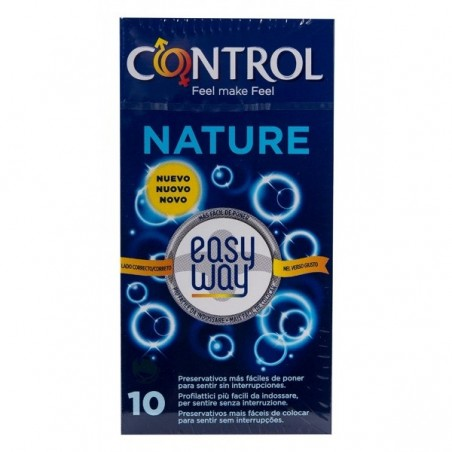 CONTROL EASY WAY PRESERVATIVOS 10 U