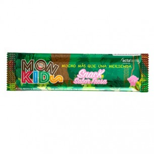 MONKIDS JUNIOR BARRITA FRESA  1 BAR