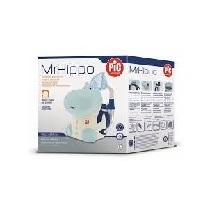 AEROSOL DE PISTON TERAPIA INFANTIL ARTSANA PIC MR HIPPO