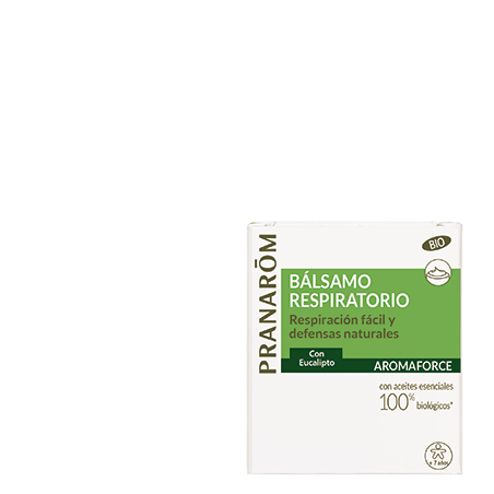 AROMAFORCE BALSAMO RESPIRATORIO BIO PRANAROM