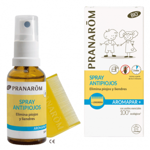 AROMAPAR + SPRAY ANTIPIOJOS 30 ML PRANAROM