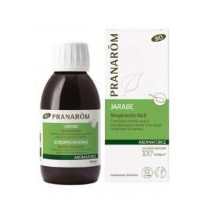 PRANAROM AROMAFORCE JARABE BIO  150 ML