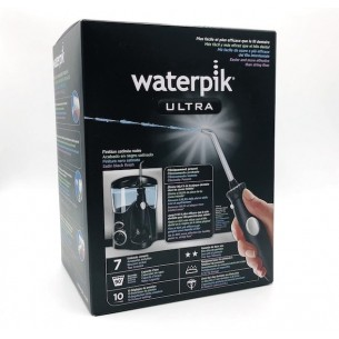 IRRIGADOR BUCAL ELECTRICO WATERPIK IRRIGADOR ULTRA WP- 100 NEGRO