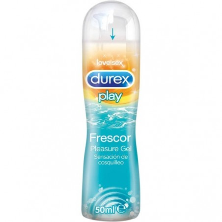DUREX PLAY FRESCOR GEL LUBRICANTE HIDROSOLUBLE INTIMO 50 ML