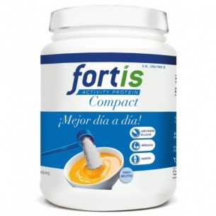 FORTIS ACTIVTY PROTEIN CONTROL NEUTRO 400 G