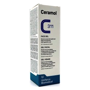 CERAMOL GEL FACIAL 50 ML FARMACIA VIEITEZ