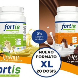 FORTIS ACTIVITY PROTEIN CONTROL  CHOCOLATE 1140 G
