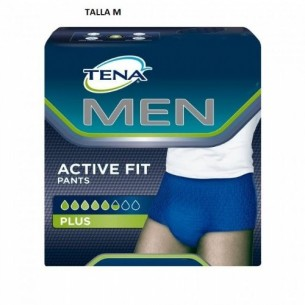 TENA MEN PANTS ACTIVE FIT MEDIANO 9 U
