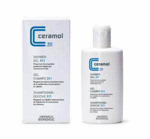 Usa este gel champú ceremol para el Tratamiento natural de la dermatitis atópica.