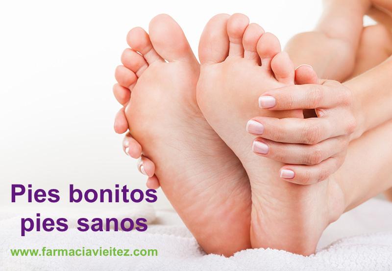 El cuidado de los pies es imprescindible para que estén sanos y bonitos.