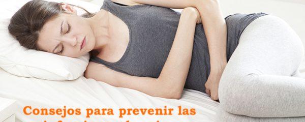 Sigue estos consejos para prevenir las infecciones de orina.