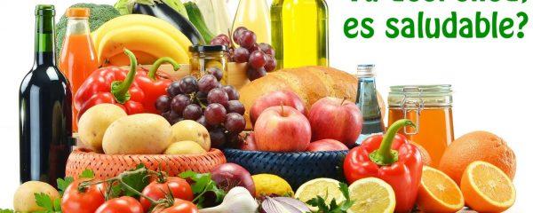 Tener una despensa saludable garantiza que tu alimentación y la de los tuyos sea equilibrada.