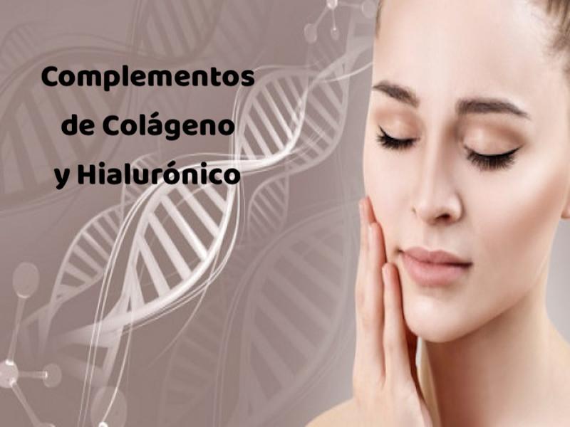 Portada complementos de colágeno y hialurónico