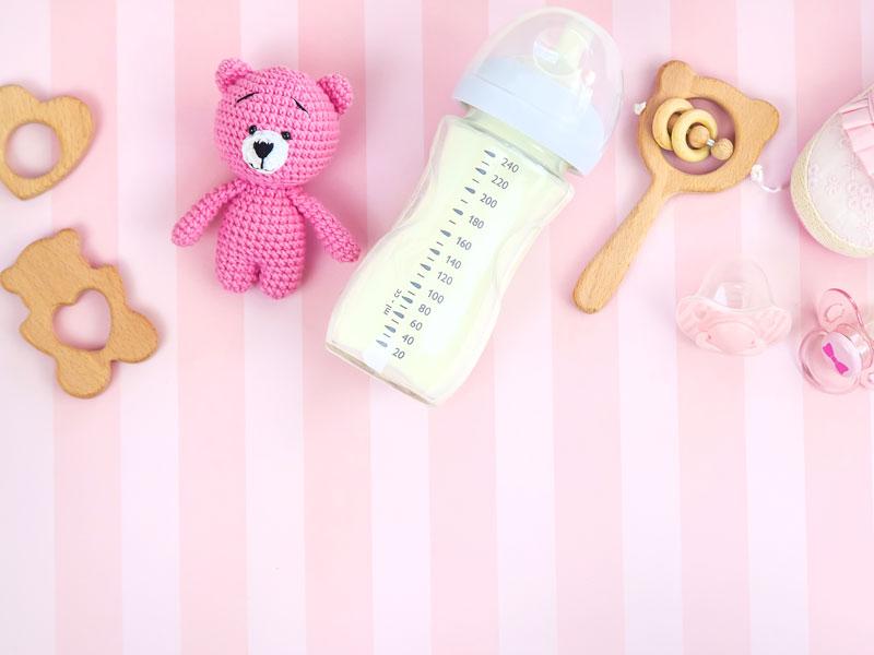 Elaboración de cestas de bebé - Farmacia Viéitez